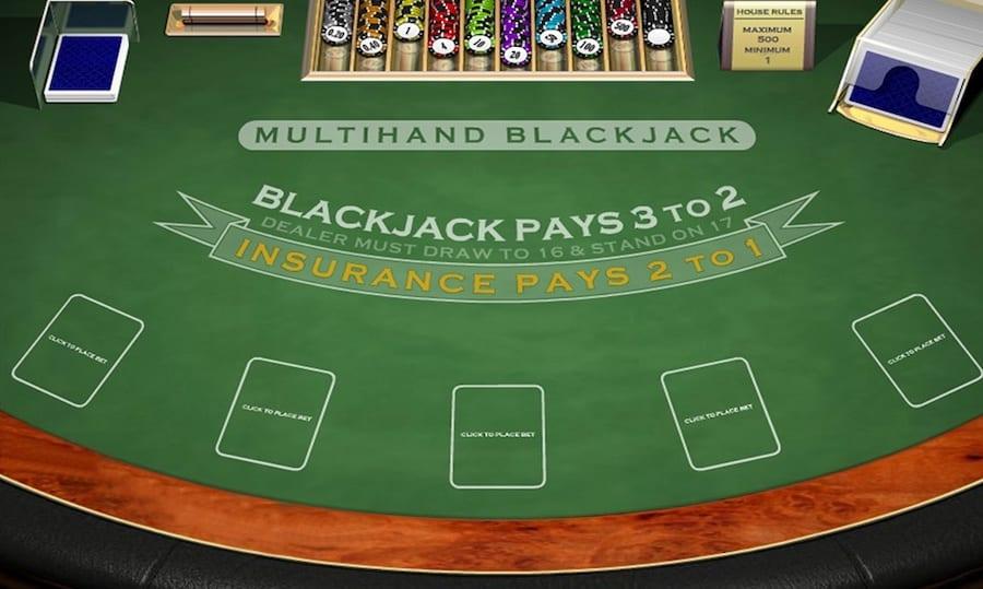 gdzie grać w blackjack online w polsce
